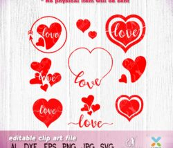 Valentine Archives Vxels Svg And Vector Cutting File Shop
